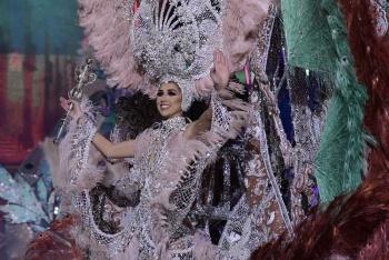 Ana Suárez Álvarez, Reina del Carnaval de 'La magia y las criaturas fantásticas'