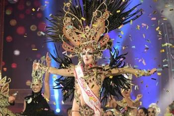 La Tullida, Drag Queen de un Carnaval seguido a nivel mundial