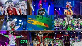 Los nietos de Sary Manchez y Los Chancletas abrirán y cerrarán, respectivamente, la final de murgas del Carnaval de la magia