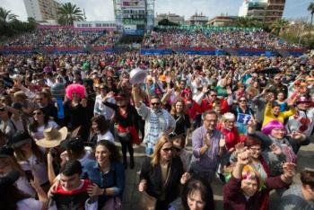 Carnaval prosigue su carrera al reconocimiento de Fiesta de Interés Turístico Internacional