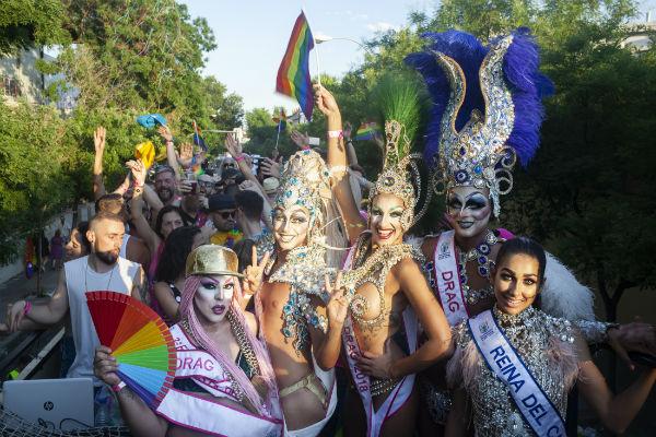 El Carnaval de Las Palmas de Gran Canaria se muestra con orgullo en Madrid