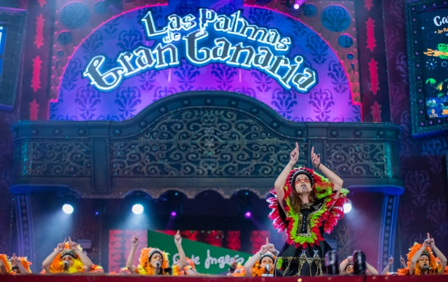 Carnaval abre el concurso de ideas para el diseño del escenario dedicado a 'Una noche en Río'