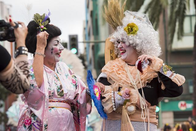 La gran cabalgata del Carnaval volverá a salir de La Isleta
