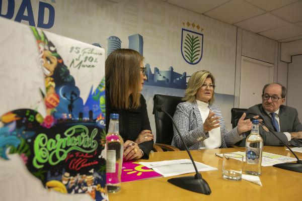 Radio Televisión Canaria y el canal Nova (Atresmedia TV) retransmitirán el Carnaval de «Una noche en Río»