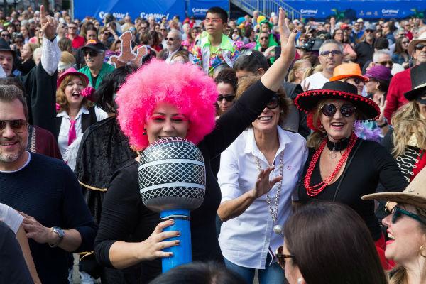 Triana suma la celebración de un Carnaval de día a la convocatoria habitual de Vegueta y las tres del Parque Santa Catalina