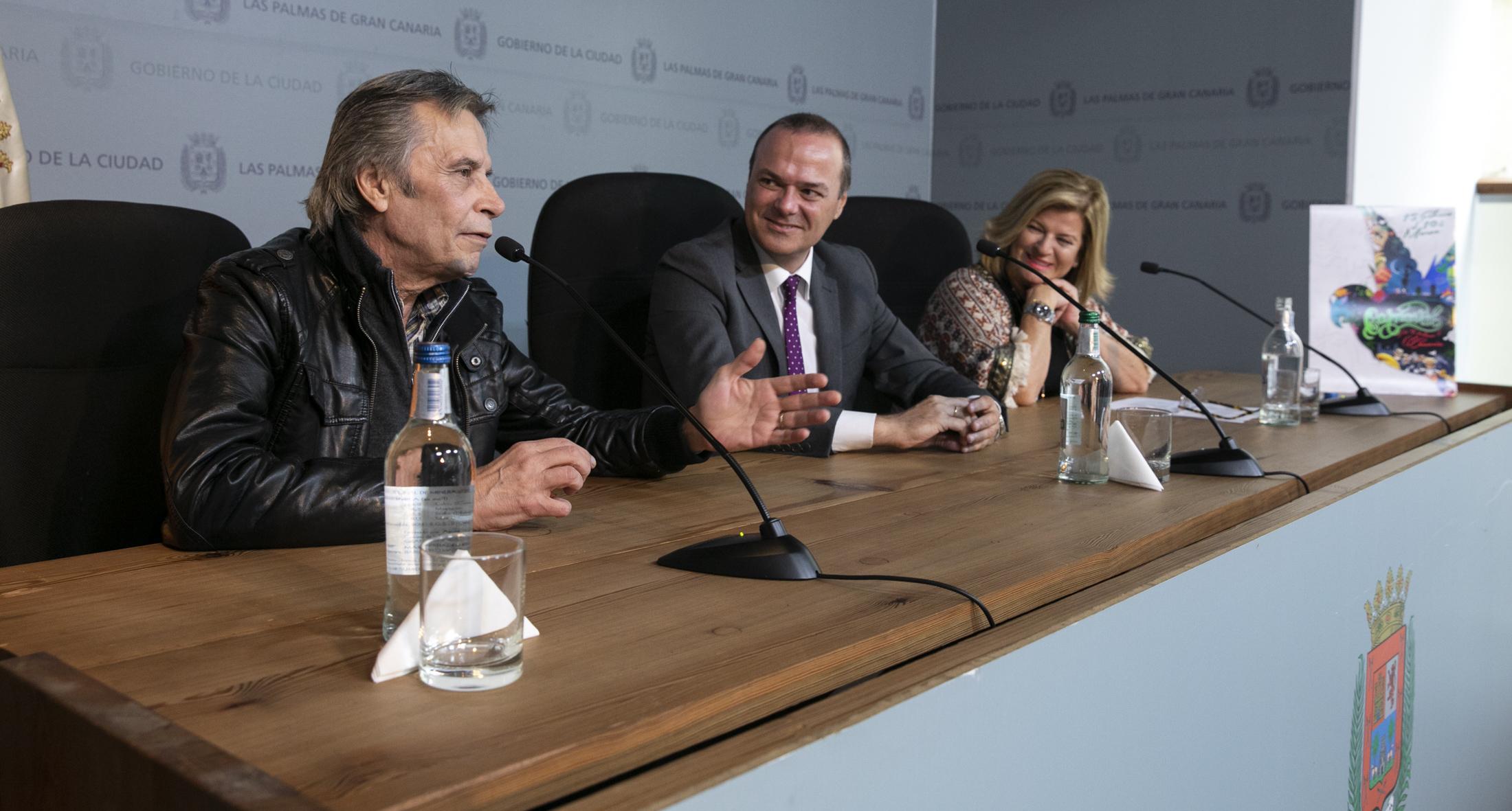 """Manolo Vieira dará el pistoletazo de salida al Carnaval dedicado a """"Una noche en Río"""""""