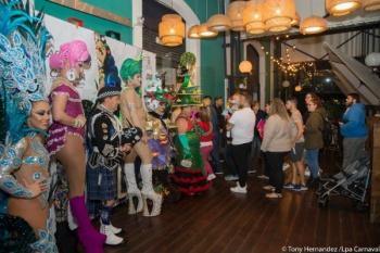 Lengüetudos, Cubatao y Cubatao infantil abrirán, respectivamente, los concursos de murgas, comparsas y comparsas infantiles del Carnaval 2019