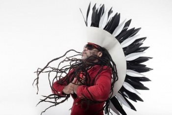 Carlinhos Brown, embajador del carnaval brasileño en Las Palmas de Gran Canaria