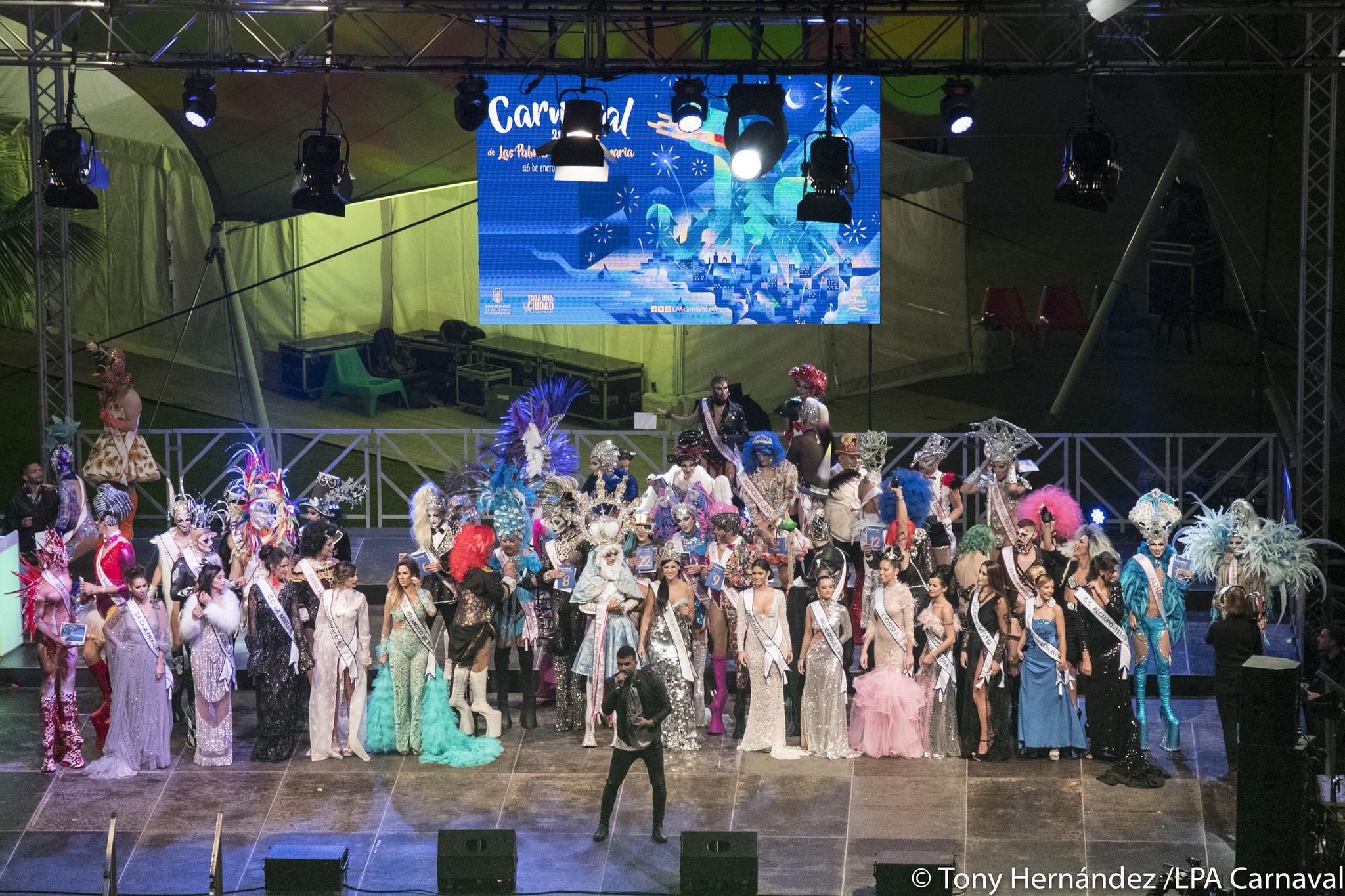 Swing Star cerrará el acto de presentación y sorteo del orden de participación de aspirantes a la corte del Carnaval