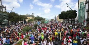 El Ayuntamiento abre el plazo de inscripción para optar a un chiringuito en el Carnaval de día en Vegueta