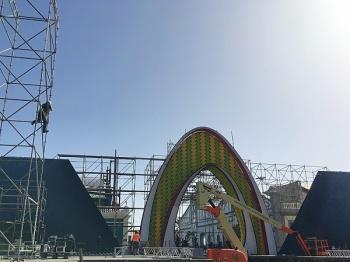El Carnaval avanza en Santa Catalina