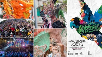 Las Palmas de Gran Canaria Carnival: A celebration looking out to the world