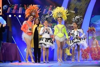 Lianceiros Junior se hacen con el primer premio de interpretación y vestuario del concurso de comparsas infantiles