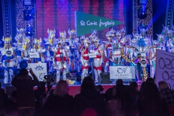 Santa Catalina acoge la segunda fase del concurso de murgas
