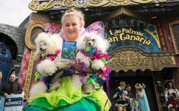 Dieciocho mascotas desfilarán sobre el escenario de Santa Catalina