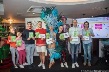 Cubatao abre el concurso de comparsas de «Una noche en Río»