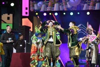"""Los Serenquenquenes triunfan en el Carnaval de """"Una noche en Río"""""""