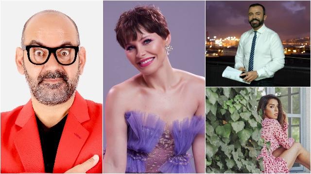 José Corbacho, Ruth Lorenzo, Soraya Arnelas y Paco Luis Quintana, mucho más que presentadores al frente de la gala Drag Queen