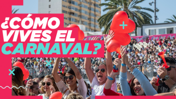 El Ayuntamiento y la Universidad preguntan a los residentes sobre su participación en el Carnaval de Las Palmas de Gran Canaria