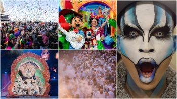 Tips for a great weekend (and a long one) at the Las Palmas de Gran Canaria Carnival