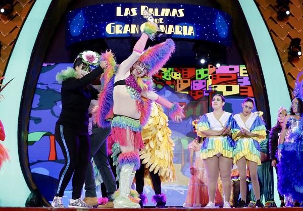 524 mascaritas lucen sus fantasías en la XI gala de la integración del Carnaval
