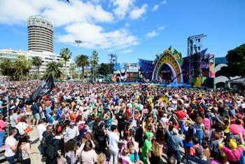«Érase una vez el Carnaval», alegoría de la fiesta en 2020