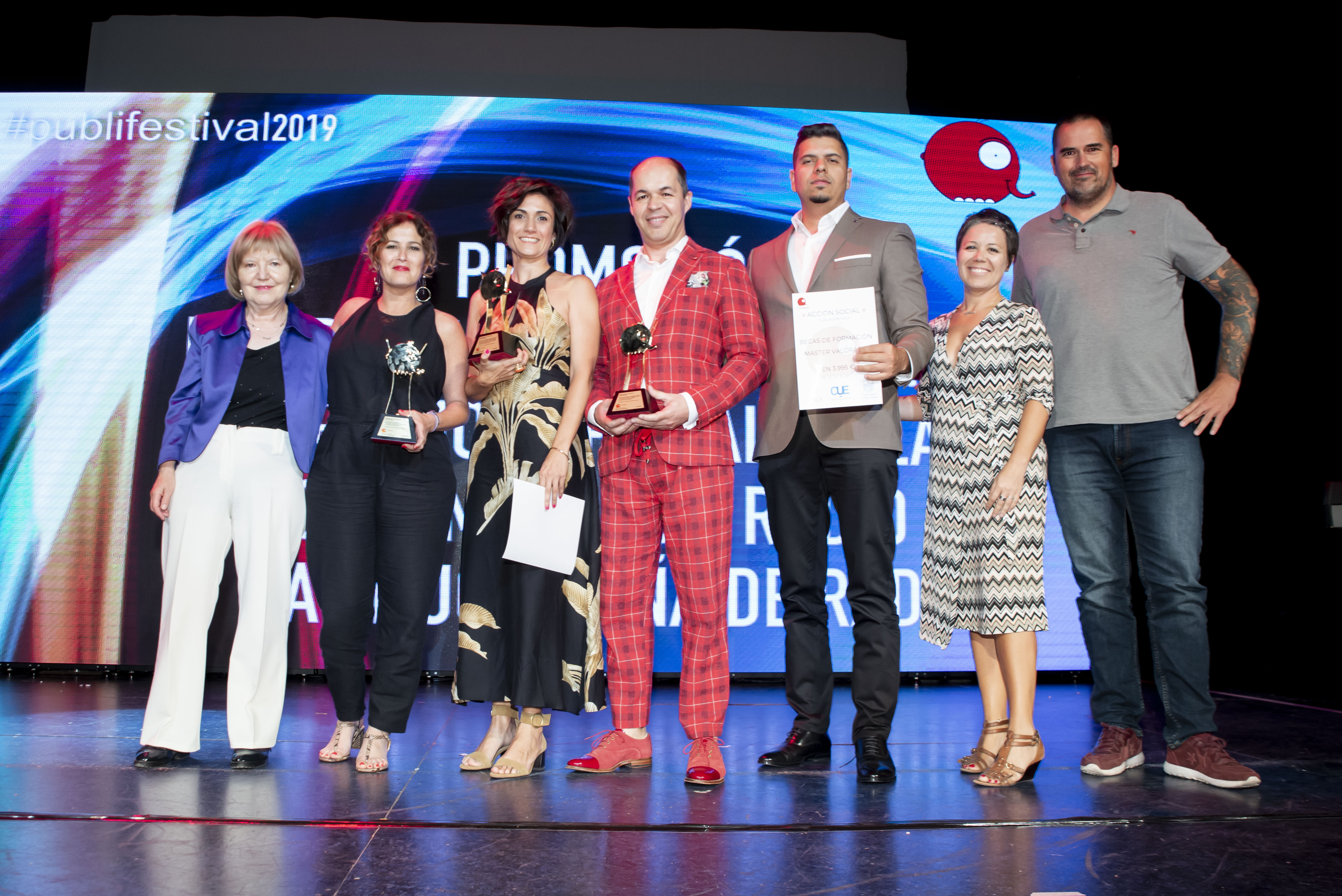 Carnaval recibe cinco galardones PubliFestival por la campaña «Game over, #ViveCarnaval»