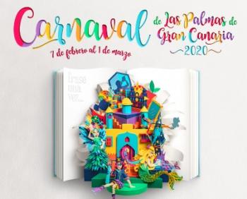 El Carnaval y los cuentos, dos universos que se cruzan en el cartel de la fiesta