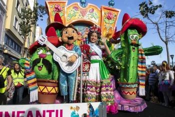 Las Palmas de Gran Canaria vivirá un Carnaval de cuento con una veintena de actos entre el 7 de febrero y el 1 de marzo
