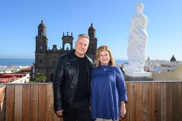 Roberto Herrera será el pregonero del Carnaval de Las Palmas de Gran Canaria