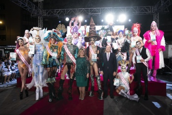 The red carpet that gives us a taste of Carnival