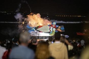 La Sardina despedirá el Carnaval recorriendo las ramblas de Mesa y López y la calle León y Castillo