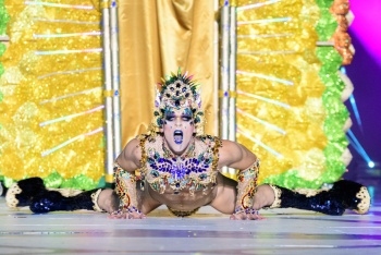 Las Palmas de Gran Canaria lets itself be swept away by Carnival's great fable