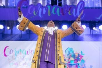 Roberto Herrera abre la puerta mágica a vivir unos carnavales de fábula