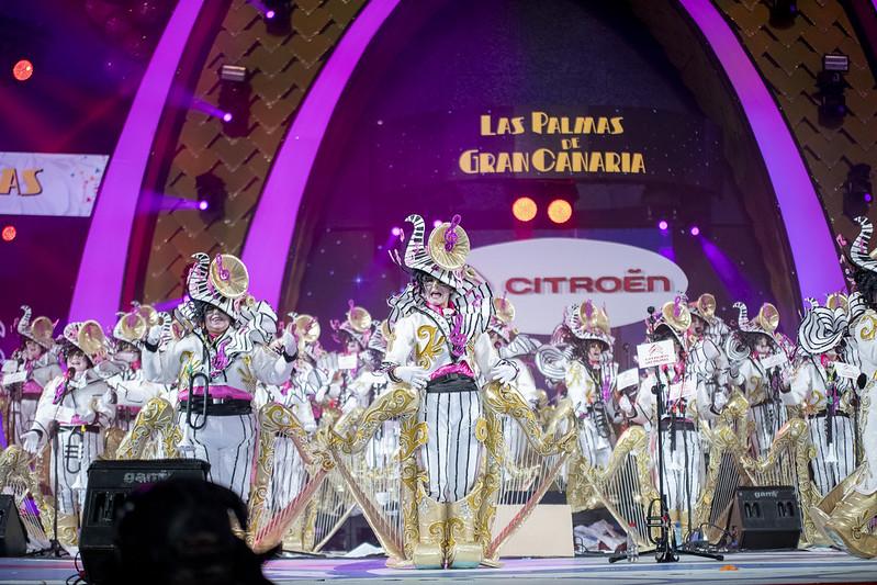 El Carnaval de «Érase una vez…» da la bienvenida a los grupos