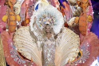 Chari Alvarado, Gran Dama del Carnaval