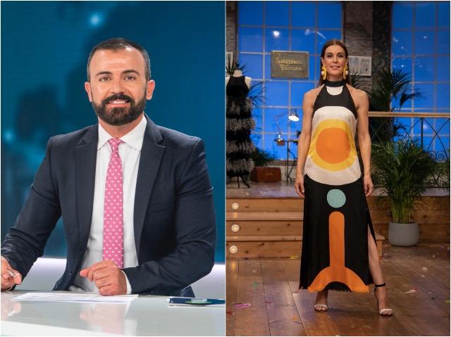 Raquel Sánchez Silva hilvanará con Paco Luis Quintana la Gala de la Reina