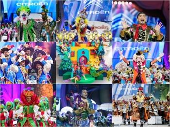 El Carnaval de «Érase una vez…» escoge a las ocho murgas finalistas