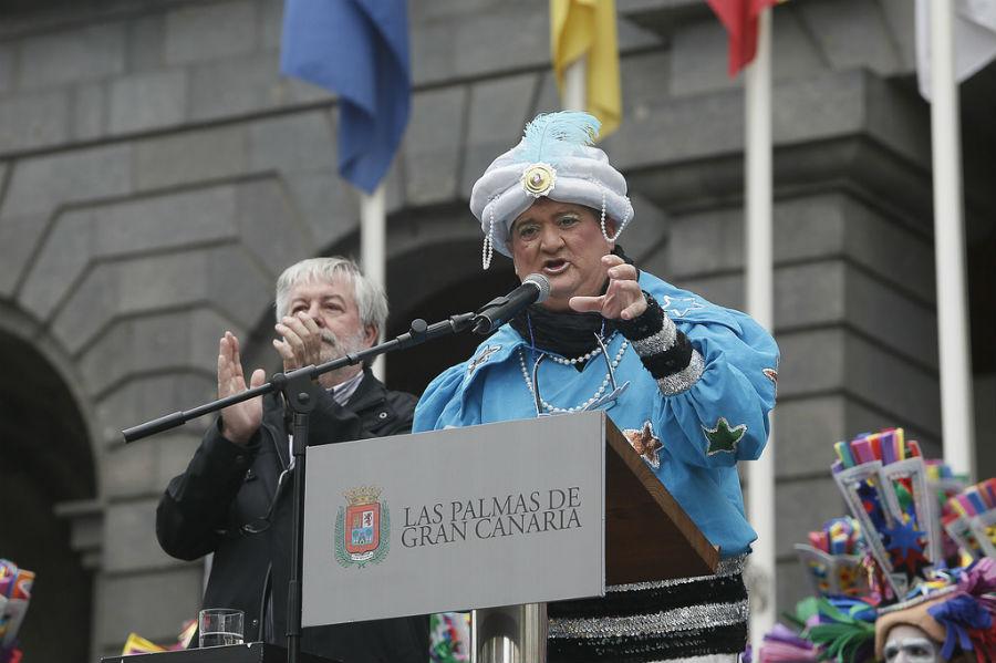 2015 - CARNAVAL DE LAS MIL Y UNA NOCHES