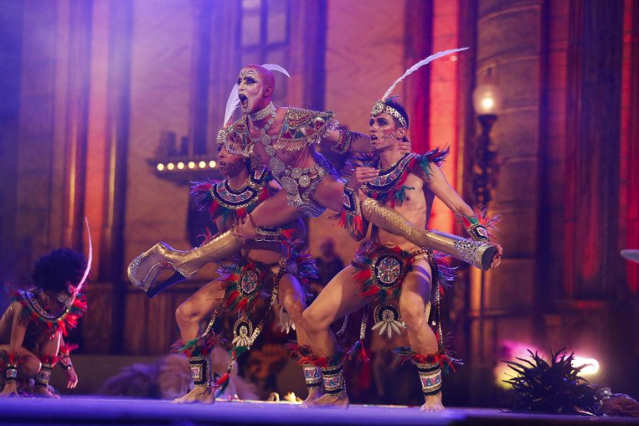 2013 - Gran Baile de Máscaras